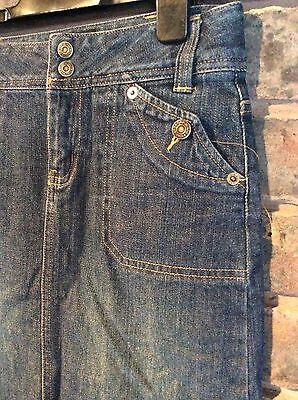 Gap girls jean skirt- Size 8 Girls 2