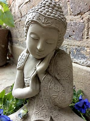 From Sius Beautifully Detailed Large Buddhas Statue For The Home Or Garden
