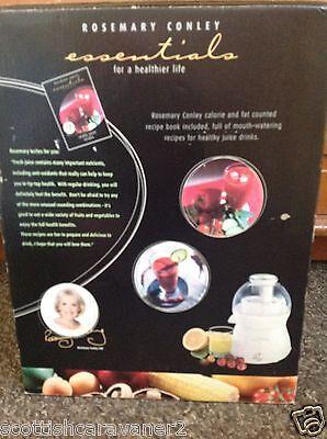 Rosemary Conley vitality juicer in S44