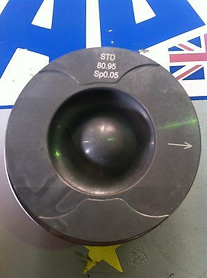 Land Rover Discovery Tdv6 -2.7 Piston With Rings + 020'' (.50Mm) 3