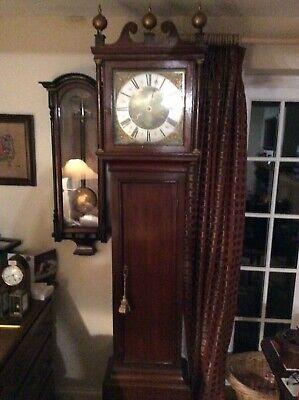 William Greagsbey , Lamberhurst, 30 Hour Long Case Clock, Movement Restored. 5