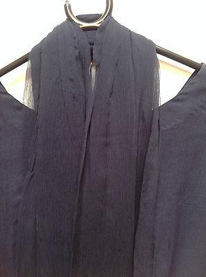 Blue Salwar Kameez Suit & Dupatta   Medium   Ret £250   Bnwt 5