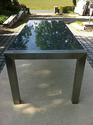 Gartentisch Outdoor Tisch Esstisch Kuchentisch Naturstein