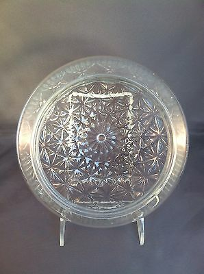 Vintage Round Glass Ceiling Light Shade 2