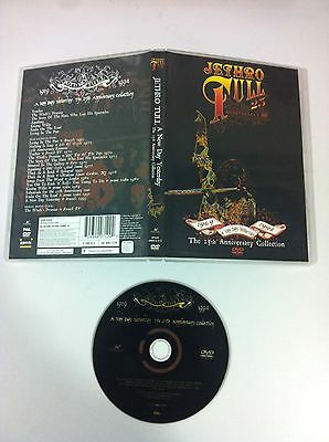 Jethro Tull a New Day Yesterday 1969-1994 - 25TH Anniversary Collection - DVD Am 2