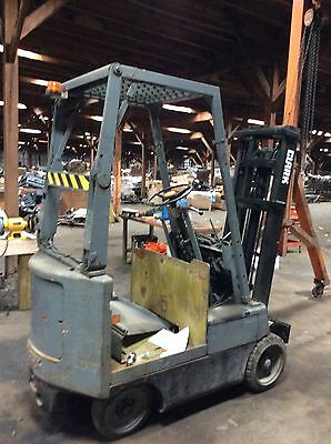112152 Clark Forklift EC500-50-E355 Good Used Drive Axle Shaft 20.586