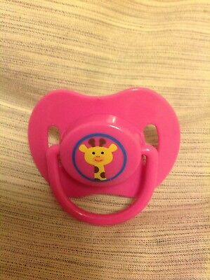 AND ONE BABY ALIVE SIPPY CUP NO DOLL INCLUDED ONE MAGNETIC HOME MADE  PACIFIER