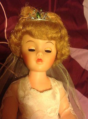 Vintage Bride Doll - Marked A 6