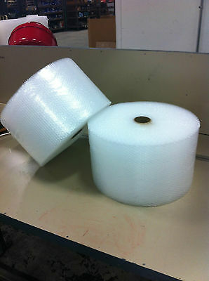 "3/16"" x 12"" Small Bubbles Perf 12"" 700 ft bubble cushioning wrap padding roll 2"
