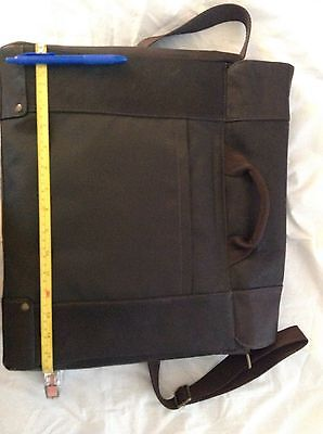 53828f49ba0e SOLO PADDED LEATHER Laptop Briefcase with File 16