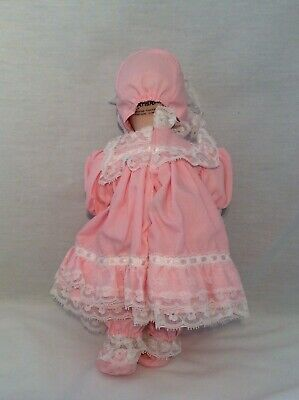 """Vintage CHSN La Collection Artisan 1990 TERRILEE 12"""" doll limited edition Music 5"""