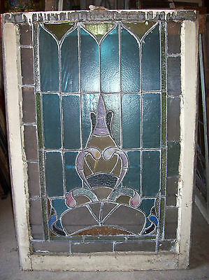 Landing bottom Txtured stained glass (SG 1266) 5