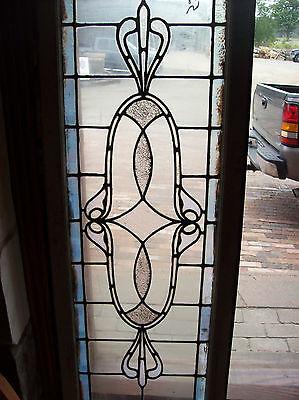 Amethyst Transom Window Simple with nice Center piece (SG 1288) 6