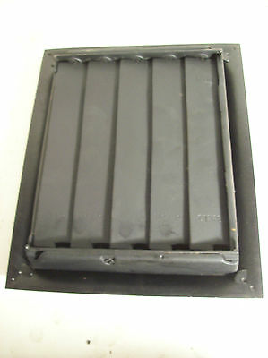 "5-fin honeycomb heating grate 8"" x 10"" insert (G 368) 3"