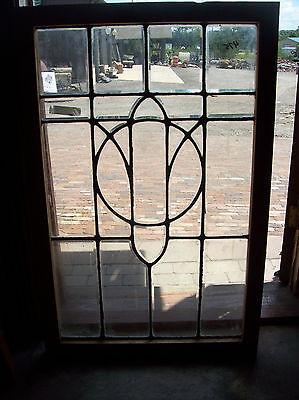 Geometric Bevel Glass Window Simple (SG 1308) 2