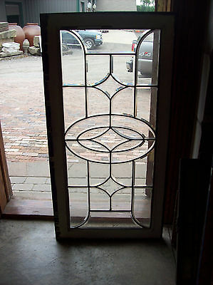 Simple thick glass beveled window (SG 1279) 4