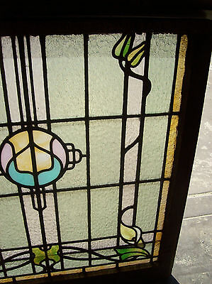 Stained Glass Landing Window cluster (SG 1178) 6