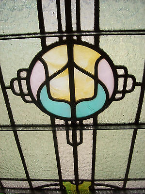 Stained Glass Landing Window cluster (SG 1178) 3