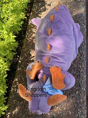 2019 Brand New Disney Parks Epcot New Figment Dream Friend Plush Large In Hand 3