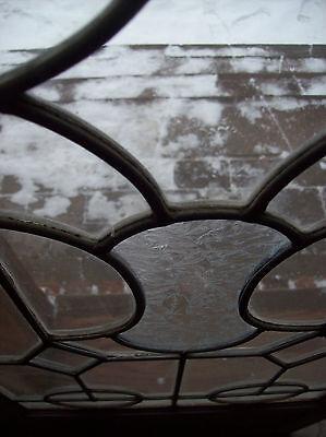 Leaf textured Center panel window  (SG 1410) 3