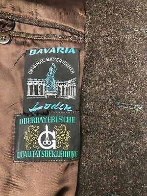 ☛ Braune  Miesbacher Trachten // Schützen // Jagdbläser Jacke Gr.:52 ☚ 7