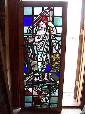 Garden of Gethsemane Stained glass window (SG 1429) 4