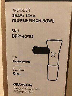GRAV Labs 14mm Triple Pinch Bowl — Buy More, Save More 6