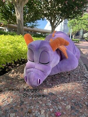 2019 Brand New Disney Parks Epcot New Figment Dream Friend Plush Large In Hand 2