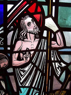 Garden of Gethsemane Stained glass window (SG 1429) 7