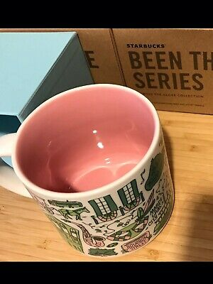 "New Starbucks ""Been There Series"" New Orleans 14oz Mug. WITH BOX. Shipped USPS 3"