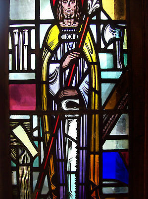 Christ the Almighty Stained glass window (SG 1433) 7