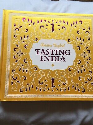 Tasting India By Christine Manfield (2011) - New Unread Book. 4