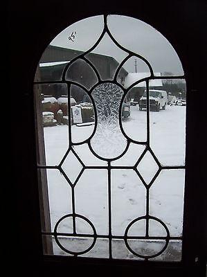 Leaf textured Center panel window  (SG 1410) 2