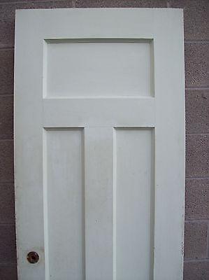 Single OAK painted door one two one (CM 10) 3