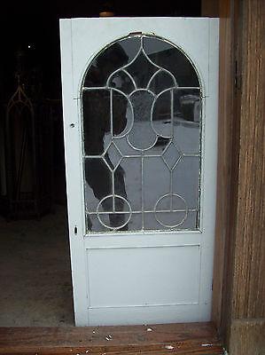 Leaf textured Center panel window  (SG 1410) 4