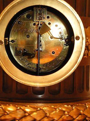 Antique French Clock Garniture. L. Leroy & Cie, Paris. Circa 1900 8
