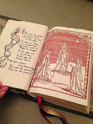 ✨**CHARMED BOOK OF SHADOWS✨REPLICA! PROP! Not Dvd Set!✨TV WITCHES✨WICCA ✨EASTER✨ 12