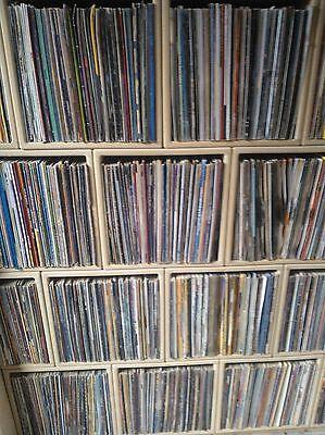 Pair Of The Original 12'' Vinyl Record Storage Cubes 3