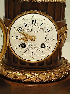 Antique French Clock Garniture. L. Leroy & Cie, Paris. Circa 1900 7