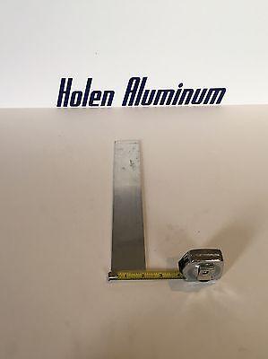 """1/8"""" X 2"""" X 12"""" Long Aluminum Flat Bar Stock 6061-T6 (4 Pieces) 2"""