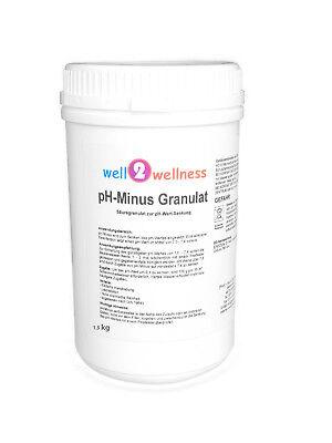 pH Minus Granulat / pH Senker Granulat / pH Wert Senker in 19 versch. Größen 6