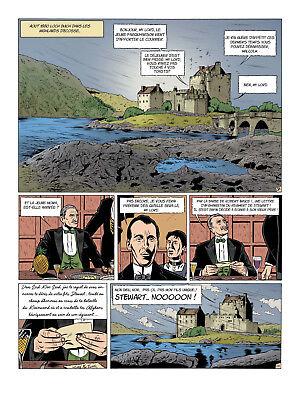 MARNIQUET: SPIRITS OF SCOTLAND/ Les fantômes du loch 5