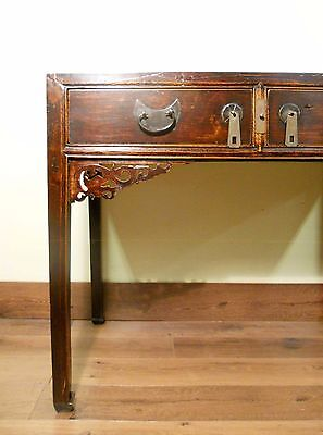 Antique Chinese Ming Desk/Console Table (5579), Circa 1800-1849 4