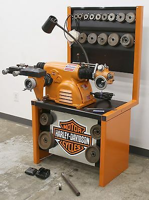 Marvelous Ammco 4000 Disc Drum Brake Lathe Loaded W Tooling 309 Beatyapartments Chair Design Images Beatyapartmentscom