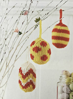 6 easter gifts knitting pattern bunny ears hanging eggs creme egg 2 of 7 6 easter gifts knitting pattern bunny ears hanging eggs creme egg cosy egg cosy negle Images