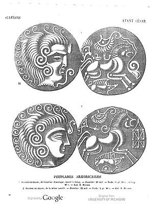 DVD 115 rare  works on celtic and gallic coins 9