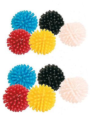 Trixie Cat Hedgehog Ball Bulk Buy Of 10 Balls 3 • EUR 5,46