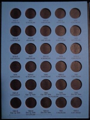 Whitman Lincoln Memorial Cents #1 & 2 1959-2008 Coin Folders, Albums Books 4