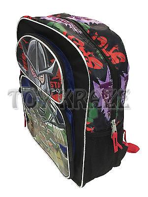 "Licensed STAY SHARP Teenage Mutant Ninja Turtles 16/"" inches Large Backpack"