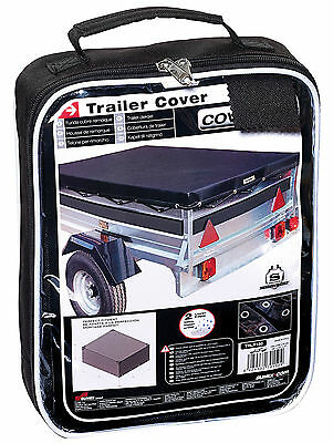 Sumex Cover+ Black Waterproof & Breathable Protection Trailer Cover -180x120x8cm 2